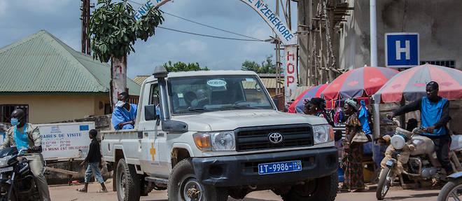 La decouverte d'une vingtaine de cas debut 2021 avait fait craindre le retour d'Ebola qui avait meurtri l'Afrique de l'Ouest entre 2013 et 2016.