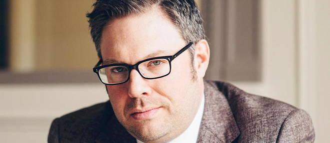 Le sociologue quebecois Mathieu Bock-Cote, a Paris, le 11 avril 2020.