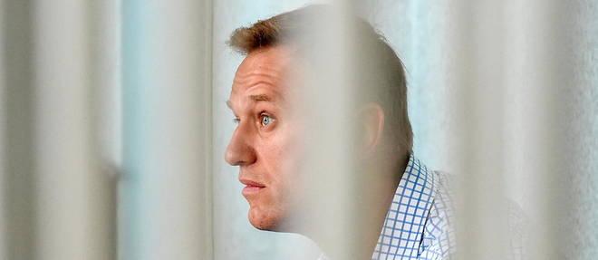 Alexei Navalny est incarcere en Russie depuis le mois de janvier.