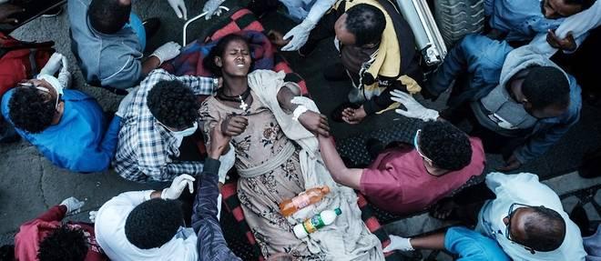 Ethiopie: 64 morts dans une frappe aerienne de l'armee ethiopienne au Tigre