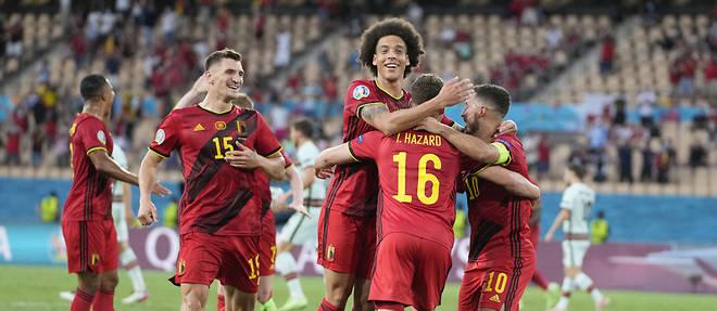 Euro 2020 : la Belgique bat le Portugal et rejoint les quarts - Le Point