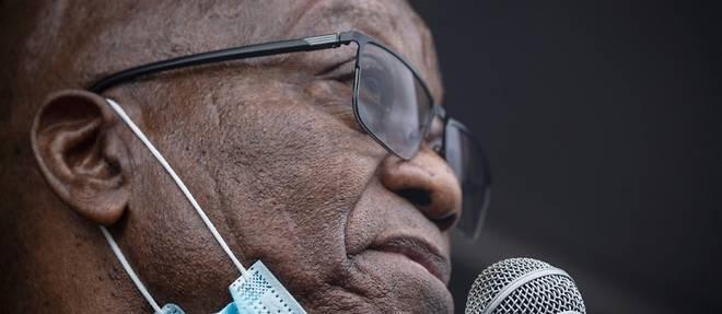 Afrique du Sud: Jacob Zuma, condamne, ne se constituera pas prisonnier