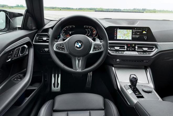 BMW Série 2 Coupé ©  daniel kraus