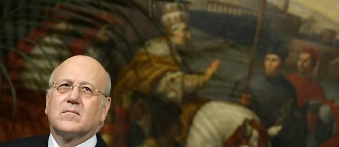 Najib Mikati, un milliardaire honni par la rue pour diriger un Liban en crise