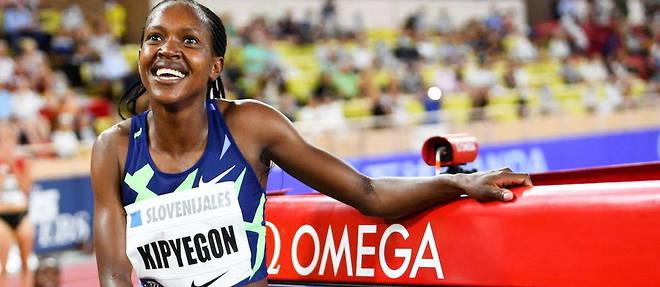 Faith Kipyegon continue de dominer le 1 500 metres femmes. Elle a de grandes chances de conquerir un second titre olympique consecutif dans ces Jeux olympiques de Tokyo.