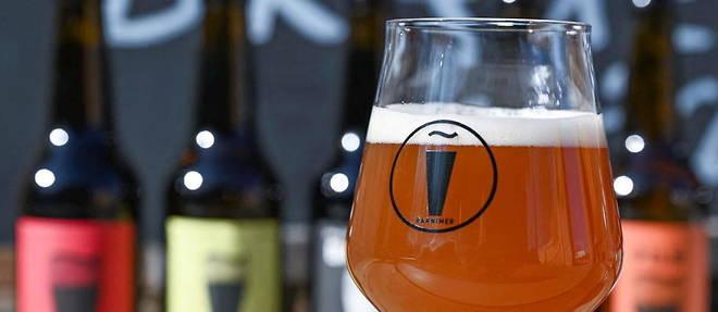 La production de biere en France ne connait pas la crise.