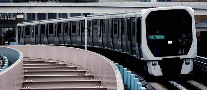 Les faits se sont deroules a Tokyo, dans un train de banlieue, ce vendredi dans la soiree.
