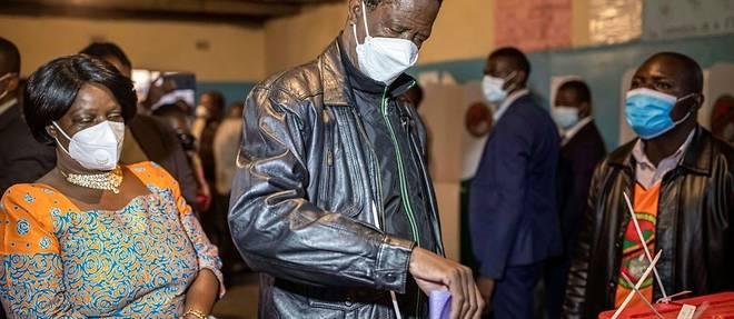 Presidentielle en Zambie: mobilisation des electeurs, scrutin annonce serre