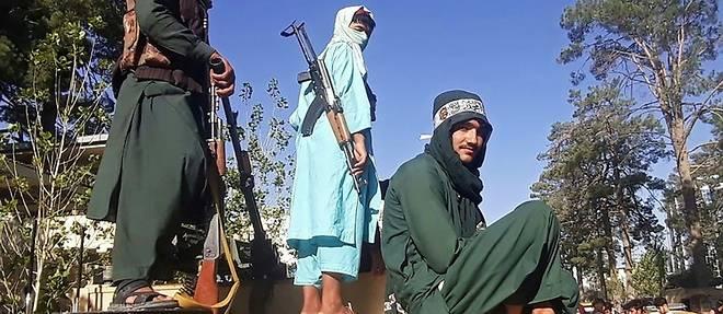 Afghanistan: les talibans arrives tout pres de Kaboul
