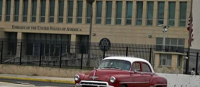 """Le """"syndrome de la Havane"""", ce mal mysterieux qui frappe les diplomates americains"""