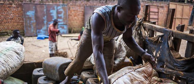 La RDC comptait parmi les pays les plus industrialises d'Afrique subsaharienne a son accession a l'independance en 1960.