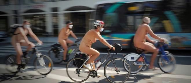 World Naked Bike Ride   Sat 12th Mar 2011 — Ned Martins