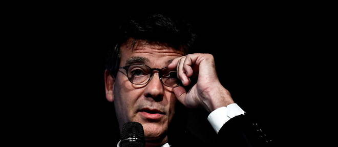 Le socialiste Arnaud Montebourg.