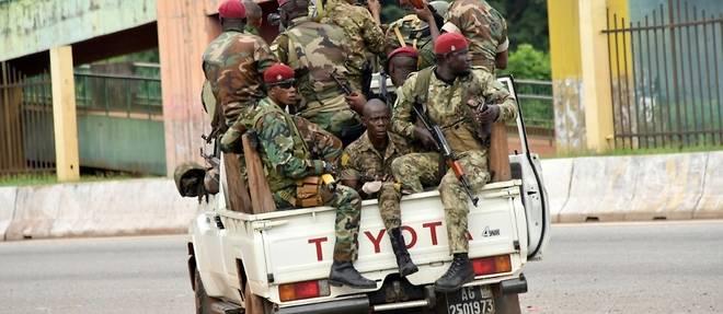 Guinee: des putschistes affirment avoir capture le president Conde et controler Conakry