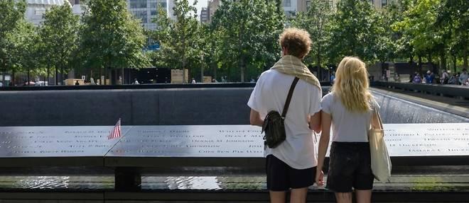 Vingt ans apres, l'Amerique rend hommage aux 3.000 morts du 11-Septembre
