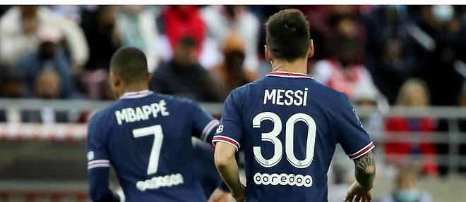 Lionel Messi et Kylian Mbappe devraient etre alignes face a Bruges ce mercredi.