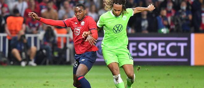 Le LOSC cede le nul face a Wolfsburg.