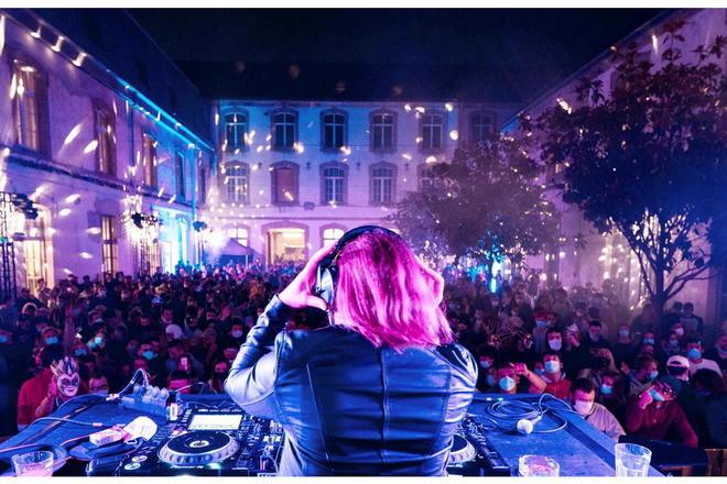 SEW, DJ, musique ©  Chenevière Yann