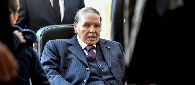 Algerie: l'ex-president Abdelaziz Bouteflika est mort