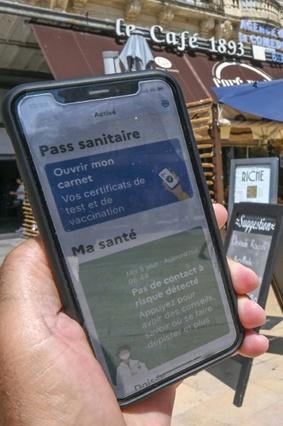 France : une jeune femme condamnee pour une vingtaine de faux pass sanitaires en une semaine