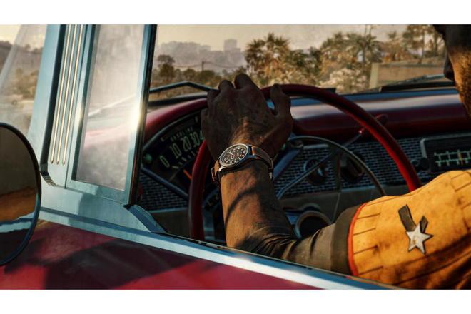 Hamilton, Ubisoft, Far Cry 6 ©  DR