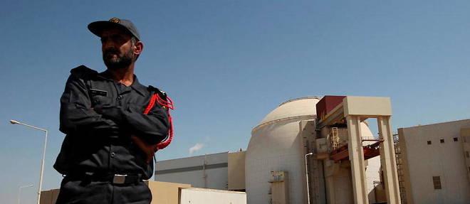 La centrale nucleaire de Bouchehr, dans le sud de l'Iran (photo d'illustration).