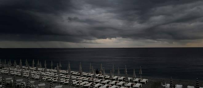 Le sud-est en vigilance orange pour pluie-inondation et orages