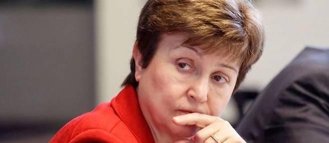 La directrice generale du Fonds monetaire international, Kristalina Georgieva,  s'est montree inquiete du fosse grandissant entre les pays riches qui profitent globalement de la reprise et les pays pauvres affectes par le manque de vaccins et les poussees inflationnistes.