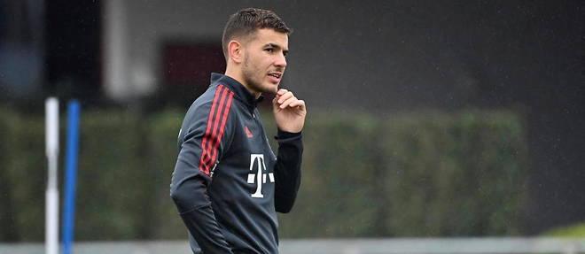 La justice espagnole a ordonne l'incarceration du lateral de l'equipe de France Lucas Hernandez.