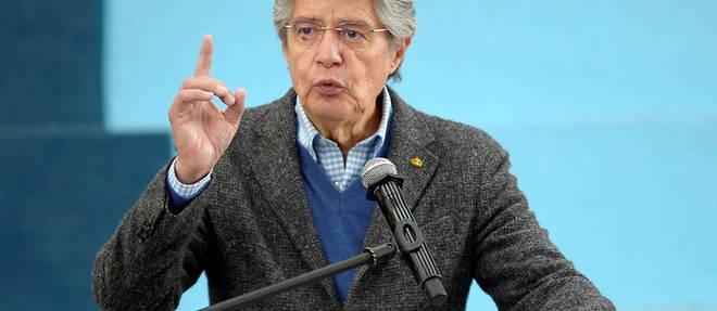 Le president Guillermo Lasso a decrete l'etat d'exception pour lutter contre les violences.