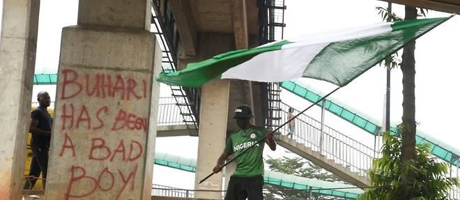 Au Nigeria, fin de la commemoration des victimes de la repression a Lagos et Abuja