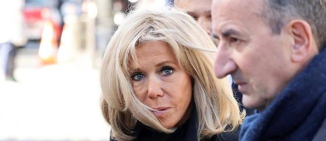 Un jeune homme et sa complice sont juges mardi 26 octobre au tribunal correctionnel de Paris dans une affaire d'usurpations d'identites liee a la Premiere dame, Brigitte Macron.