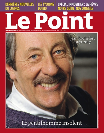 Jean Rochefort, le gentilhomme insolent