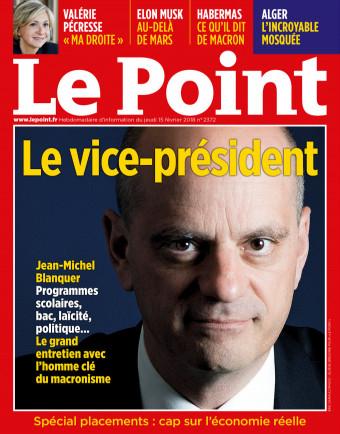 Jean-Michel Blanquer, entretien avec l'homme clé du macronisme