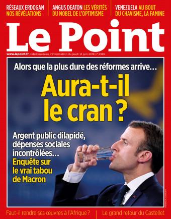 Réduction des dépenses publiques : Macron aura-t-il le cran ?