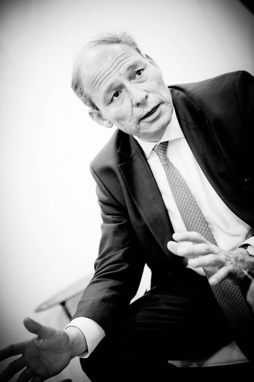 Frederic Banzet, directeur de Citroën