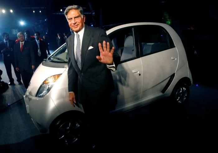 La Nano, pourtant exposée à Genève, aura été tuée par les normes beaucoiup