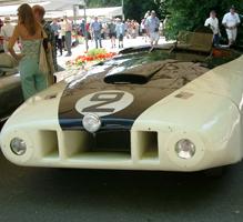 Le Monstre Cadillac, classé 12 e en 1950