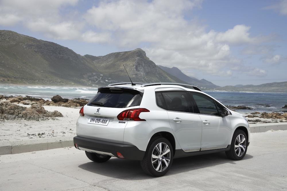 Le Peugeot 2008