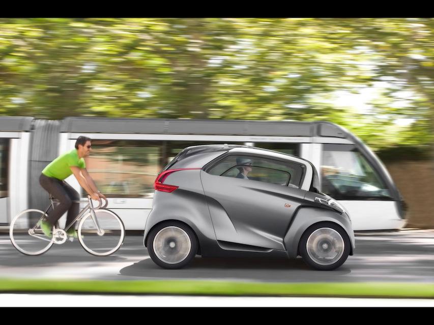 La BB1, Peugeot l'avait présentée au Mondial mais c'était en 2010