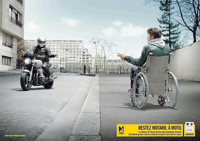 Les deux roues sont aussi l'une des cibles de la sécurité routière