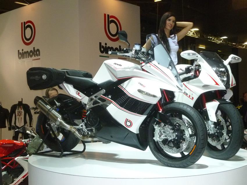 La Bimota DB12