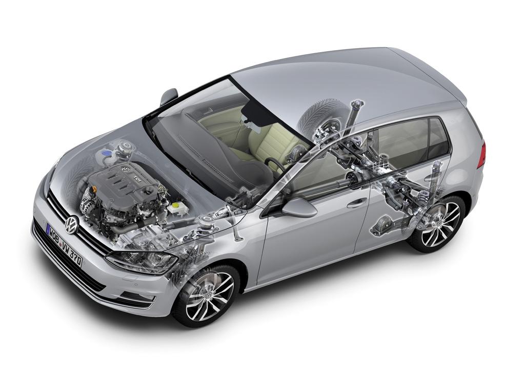 La transmission Haldex de 5ème génération sera accessible à tous les modèles du groupe utilisant la plate-forme MQB.