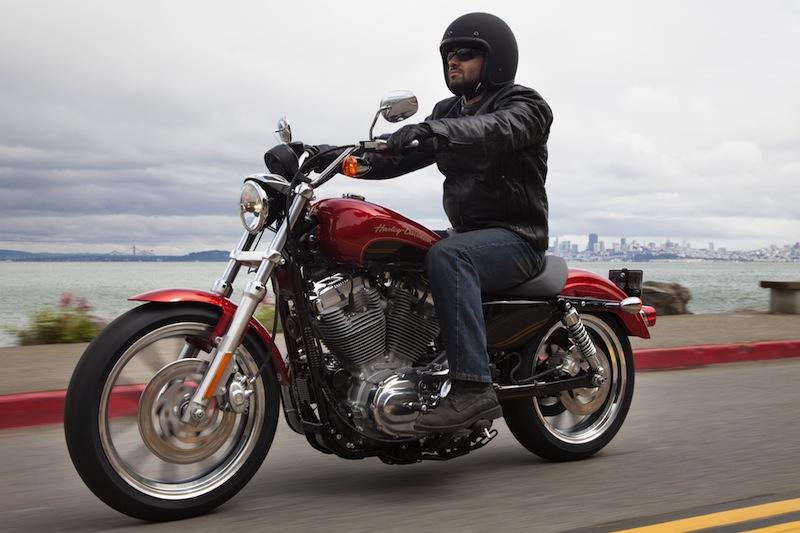 Les Harley, une fois bridées, sont accessibles au nouveau permis A2, dont la transformation en A reste simple.