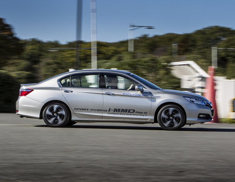 Bientôt commercialisée sur le marché américain, l'Accord hybride existera en version rechargeable