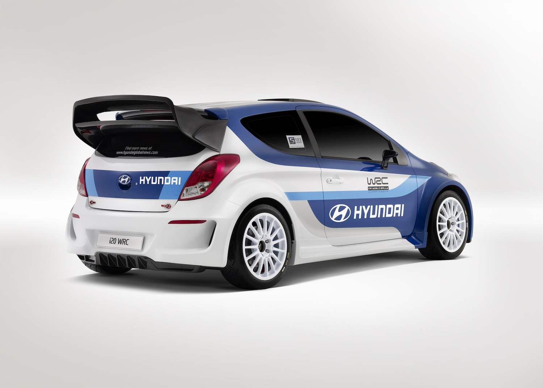 Un physique typique des WRC et une rivale pour les DS3, Ford Fiesta et VW Polo