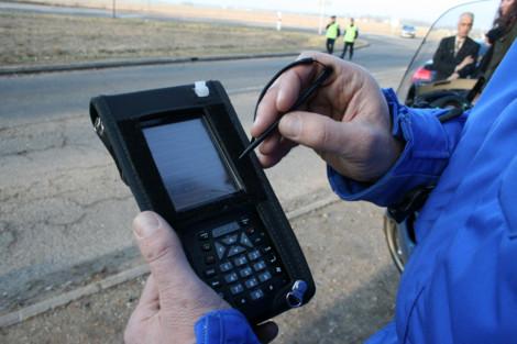Le P-V électronique autorise des controles d'identites beaucoup plus poussés