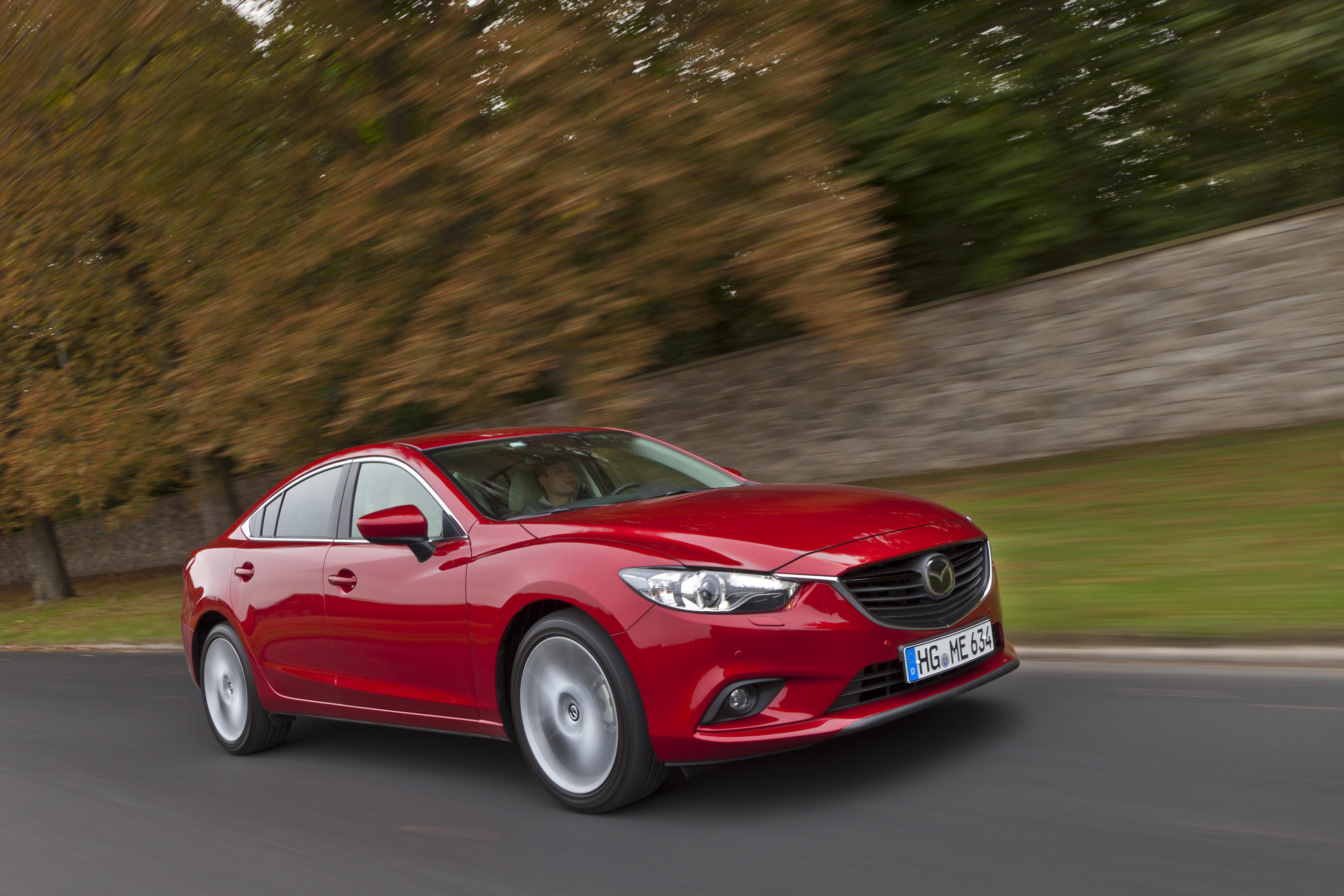 Performances et appétit limité, les nouveaux moteurs de Mazda font merveille, en toute discrétion