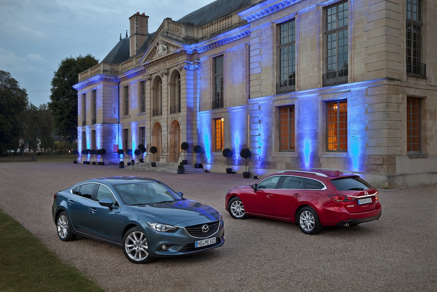 La vie de chateau en Mazda, cela sera bientôt plus évident avec cette marque qui doit gagenr en notoriété