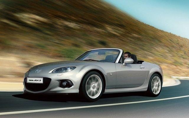 Le prochain roadster Alfa sera une...Mazda, dérivée du futur MX-5 en cours de finalisation